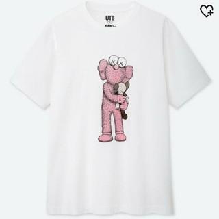 ユニクロ(UNIQLO)の新品!ユニクロ×カウズ  UNIQLO×KAWS Tシャツ XS(Tシャツ/カットソー(半袖/袖なし))