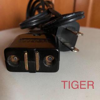 TIGER - タイガー✳︎TIGER✳︎湯沸かしポット電源✳︎12A