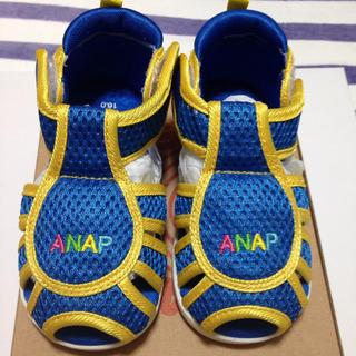 アナップキッズ(ANAP Kids)のANAPkids 16センチ(サンダル)
