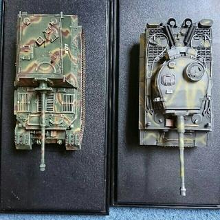 けんぱち様専用 プラモデル ドイツ軍 戦車2輌(その他)