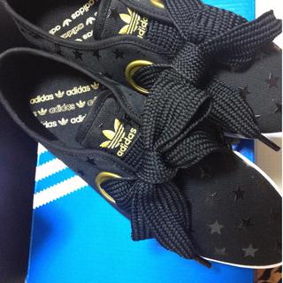 アディダス(adidas)のアディダス♡リレースロー24.5(スニーカー)