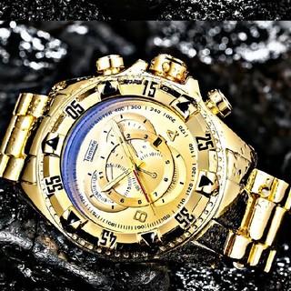 海外限定Tejy.Temiete【ゴールドマグナム】腕時計 ウォッチ