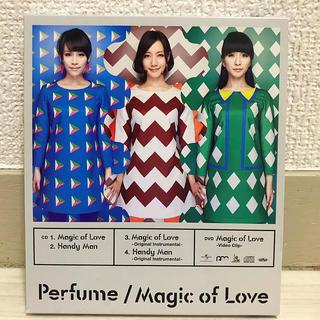 "perfume 初回限定盤""Magic of love"""