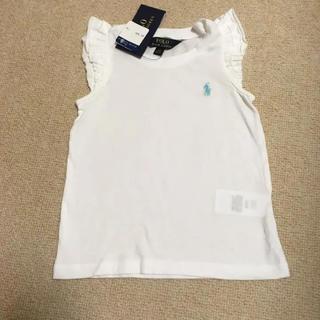 ラルフローレン(Ralph Lauren)の「新品」ラルフローレン トップス 100(Tシャツ/カットソー)
