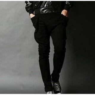 ジョガーパンツ ブラック 黒 Mサイズ スポーツ カジュアル