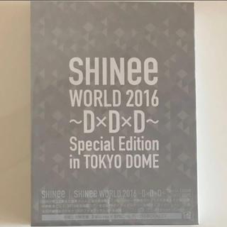 SHINee WORLD 2016~D×D×D~東京ドーム(初回生産限定盤)