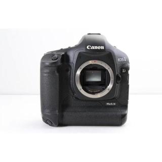 【極上美品】Canon EOS-1D MarkⅢ ボディ