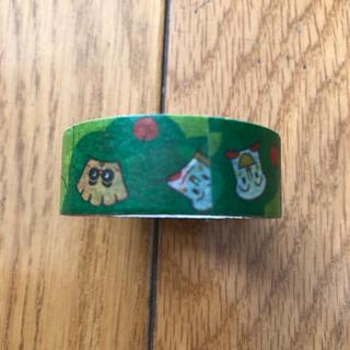 アンパンマン(アンパンマン)のレア アンパンマン 森の本屋さん限定 マスキングテープ(テープ/マスキングテープ)