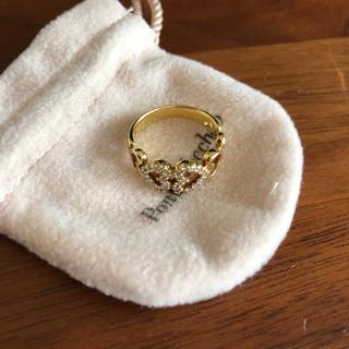 ポンテヴェキオ(PonteVecchio)のポンテヴェキオ ダイヤハートリング(リング(指輪))