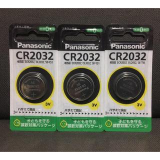 パナソニック(Panasonic)の☆パナソニック製リチウム電池 CR-2032 未使用3ケースセット☆  (その他)