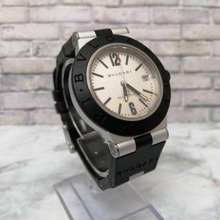 ☆最終値下げ!☆BVRGARI ブルガリ時計 アルミニウム AL38TA