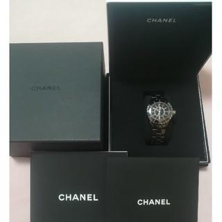 シャネル(CHANEL)のCHANEL j12(腕時計)