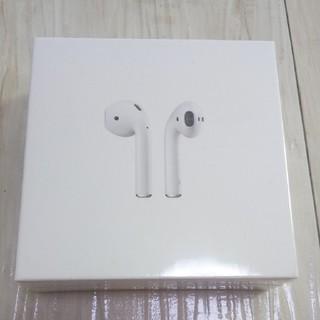 Apple - Apple AirPods   MRXJ2J/A 新品未開封