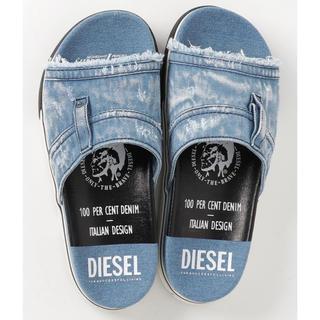 DIESEL - サイズあり Diesel デニム サンダル