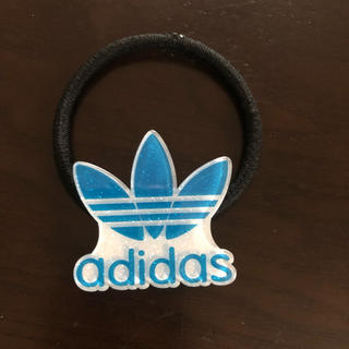 adidas ヘアゴム  非売品