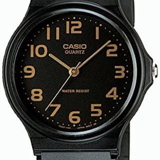 定番!CASIO 腕時計 スタンダード 318