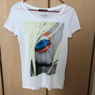 ラブレス(LOVELESS)のノーコメントパリ Tシャツ(Tシャツ(半袖/袖なし))