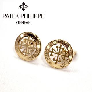 【PATEK PHILIPPE】パテックフィリップ K18PG カフス
