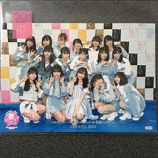 AKB48 春のLIVE フェス HKT48 撮って出し 生写真 L判