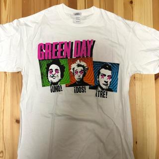 GREEN DAY UNO!DOS!TRE! Tシャツ