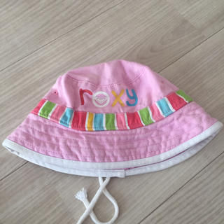 キッズ用《ROXY》帽子  ロキシー ハット