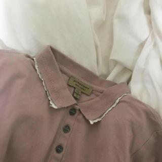 ロキエ(Lochie)のBURBERRY ポロシャツ vintage(ポロシャツ)