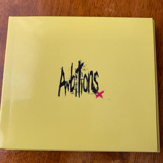 ONE OK ROCK CD  Ambitions