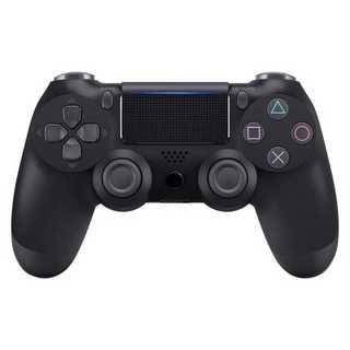 PS4 ワイヤレスコントローラー ジェットブラック 黒色