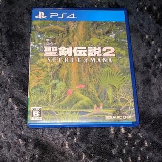 PS4 聖剣伝説2 中古 即日発送手続き可能