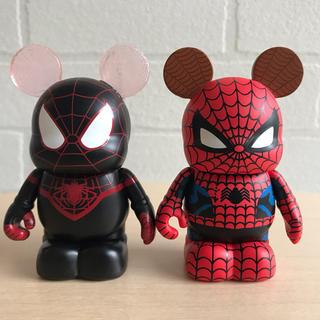 ディズニー バイナルメーション スパイダーマン