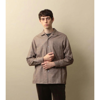 Steven Alan オープンカラーシャツ