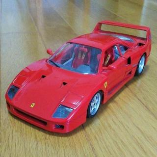 ブラーゴ フェラーリ F40 1/18 ミニカー 美品