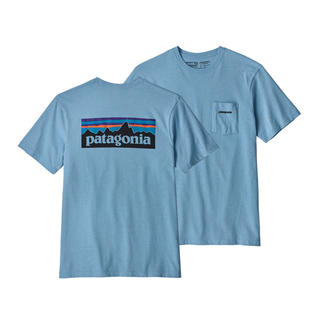 パタゴニア(patagonia)の【新品】 パタゴニア P-6ロゴ ポケット レスポンシビリティー 39178(Tシャツ/カットソー(半袖/袖なし))