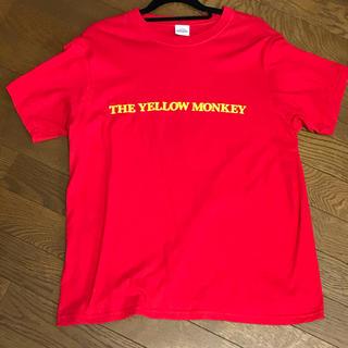 THE YELLOW MONKEY デイリーTシャツ 赤