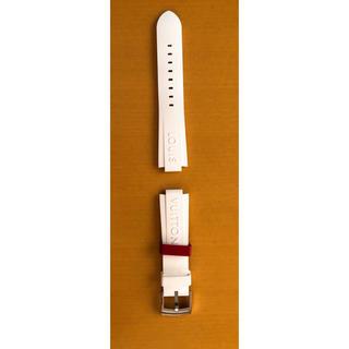ルイヴィトン(LOUIS VUITTON)のルイヴィトンタンブール用 ラバーベルト(腕時計(アナログ))