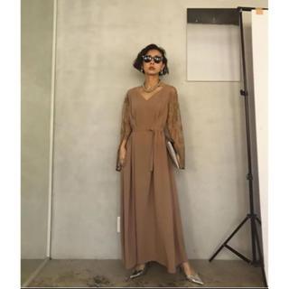 《新品・未使用》Ameri ★ワンピースドレス