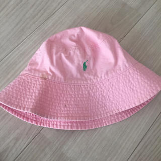 《Ralph Lauren》ラルフ キッズ用 帽子 ハット