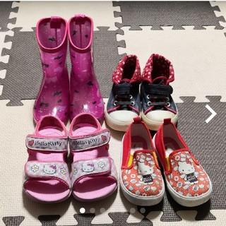 子供靴&サンダル&長靴  16cm