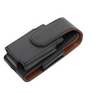 iQOS アイコス ケース ポーチ レザー 電子 たばこ シンプル ブラック