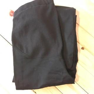 マタニティパンツ 黒 angeliebe