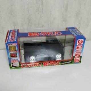 ラジコン トラック スズキ正規認証 軽トラR/C キャリー ブラック(黒)