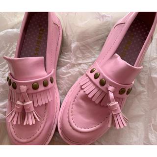スイマー(SWIMMER)のスイマーの靴(ローファー/革靴)