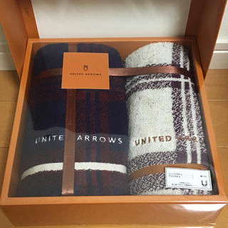 UNITED ARROWS - UNITED ARROWS タオルセット