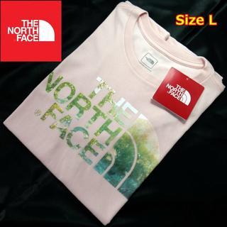ザノースフェイス(THE NORTH FACE)のノースフェイス Tシャツ レディース L(Tシャツ(半袖/袖なし))