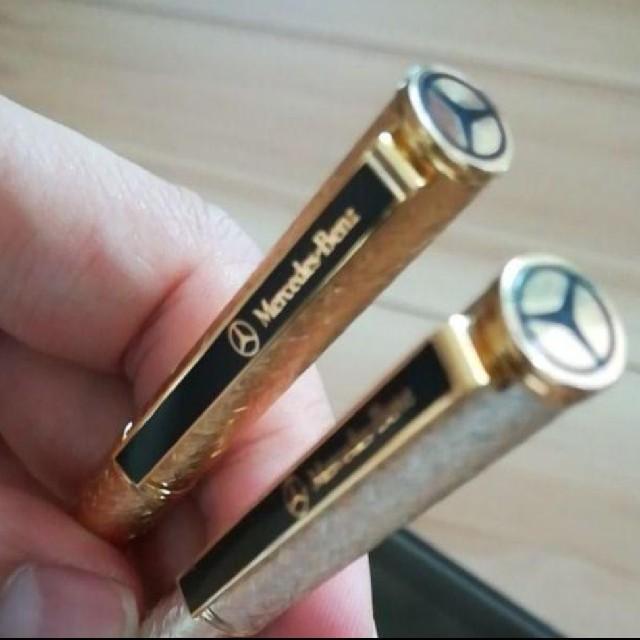 BMW(ビーエムダブリュー)のメルセデスベンツ ボールペン エンタメ/ホビーのコレクション(ノベルティグッズ)の商品写真
