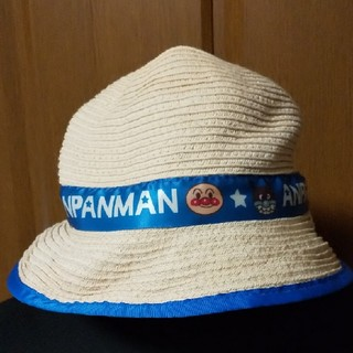 アンパンマン - アンパンマン 麦わら帽子 50センチ 新品同様