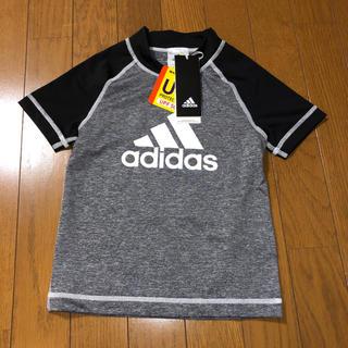 adidas - adidas アディダス ラッシュガード 130