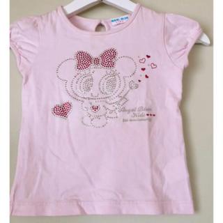Angel Blue 子供服 女の子 Tシャツ カットソー 120cm