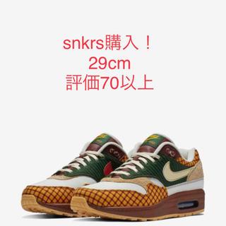 ナイキ(NIKE)のair max susan !17日リストック購入!国内正規品!新品未使用!(スニーカー)