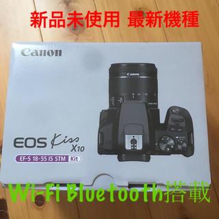 すぐスマホ転送 Canon x10 18-55mm IS STM レンズキット